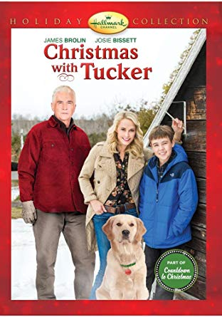 XMAS CHRISTMAS WITH TUCKER HALLMARK DVD MOVIE 2013