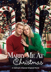 XMAS MARRY ME AT CHRISTMAS 2017 HALLMARK MOVIE DVD