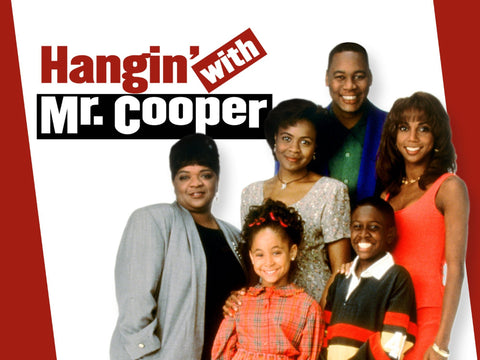 TV HANGIN WITH MR COOPER COMPLETE 5 SEASONS DVD SET  1992-97 VERY RARE