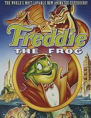 FREDDIE THE FROG & HAPPILY EVERY AFTER DOUBLE FEATURE DVD  MOVIE PACK VERY RARE