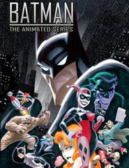 BATMAN: THE ANIMATED SERIES COMPLETE DVD SET 1992-95 CARTOON
