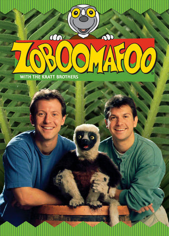 Kids Zoboomafoo Tv Show Kratt Brothers Complete 65 Episodes 13 Dvd