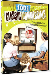 TV 1001 TV COMMERCIALS  3 DVD SET 50'S- 90S