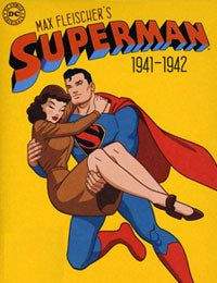 SUPERMAN 1941 COMPLETE 17 EPISODES VERY RARE 2 DVD SET 1941-42