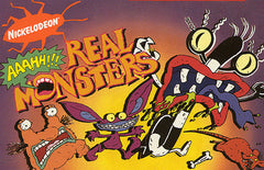Aaahh!! Real Monsters Complete 104 Episodes 7 DVD Set 1994 Rare
