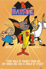 BATFINK COMPLETE 100 EPISODES CARTOON DVD SET VERY RARE 1966-67