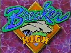 TV BREAKER HIGH COMPLETE 44 EPISODE 5 DVD SET 1997-98 Very Rare