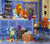 BEAR IN THE BIG BLUE HOUSE 39 EPISODES 5 DVD SET 1997