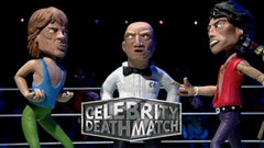 TV CELEBRITY DEATHMATCH COMPLETE 4 SEASONS DVD SET 1998-2002