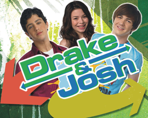 TV DRAKE AND JOSH COMPLETE SERIES + ALL 3 MOVIES! 11 DVD SET 2004-07