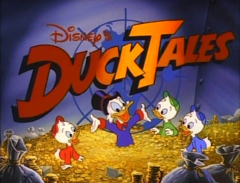 Duck Tales Cartoon Complete 12 DVD Set Anime Series 1-100 + 1 movie 1987-1990