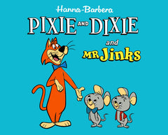 PIXIE AND DIXIE AND MR JINKS COMPLETE 57 EPISODES VERY RARE DVD SET 1958