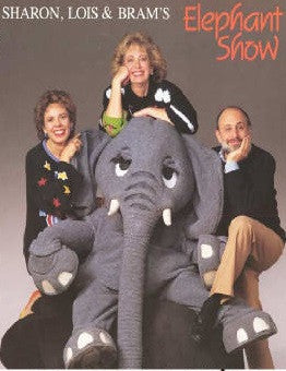 TV The Elephant Show and Sharon, Lois and Bram! - Classic Collection 16 DVD Set Very rare!!!