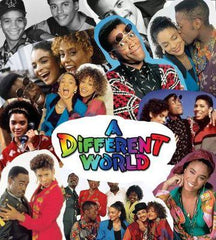 TV A DIFFERENT WORLD COMPLETE 6 SEASONS 24 DISC DVD SET 1987