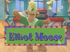 ELLIOT MOOSE KIDS SHOW 26 EPISODES SEASON 1 & 2 ( 4 DVD SET) 2000