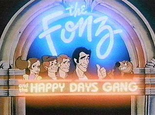 The Fonz and the Happy Days Gang Complete Series on 2 DVDs 1980-82