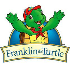 FRANKLIN THE TURTLE 130+ EPISODES + MOVIES 1997-2004 5 DVD SET