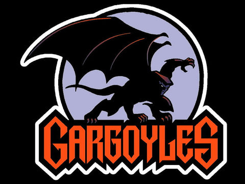GARGOYLES COMPLETE 78 EPISODES CARTOON KIDS 9 DVD SET 1994