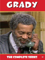 TV Grady - The COMPLETE STUDIO Collection DVD Set Sanford & Son Spinoff