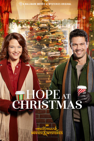XMAS HOPE AT CHRISTMAS HALLMARK DVD 2018 TV MOVIE