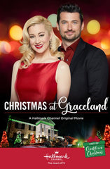 XMAS CHRISTMAS AT GRACELAND DVD HALLMARK MOVIE  2018
