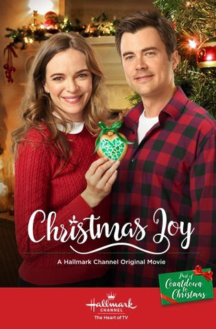 XMAS CHRISTMAS JOY HALLMARK TV MOVIE DVD 2018