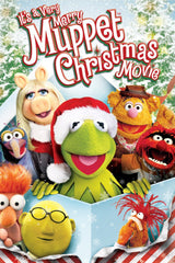 XMAS ITS A VERY MERRY MUPPET CHRISTMAS MOVIE VERY RARE DVD 2002