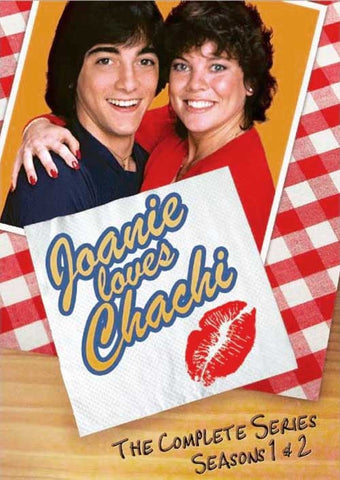TV JOANIE LOVES CHACHI DVD DISC set COMPLETE TV SERIES HAPPY DAYS SPINOFF 1982