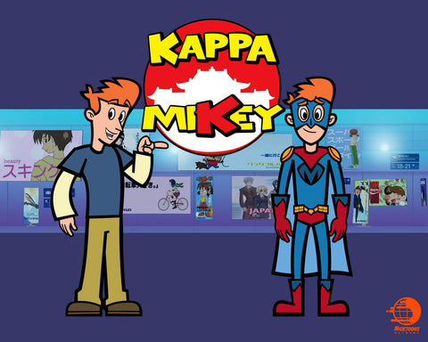 KAPPA MIKEY COMPLETE SEASONS 1 & 2 6 DVD SET 2006-08