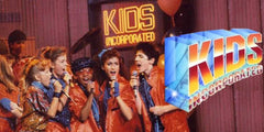 KIDS INCORPORATED DVD COMPLETE TV SERIES DVD SET EXTREMELY RARE SHOW 1985-1989 KIDS INC