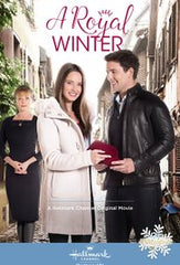 XMAS A ROYAL WINTER 2017 HALLMARK MOVIE DVD CHRISTMAS HOLDIDAY