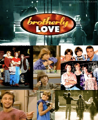 TV BROTHERLY LOVE COMPLETE DVD SHOW 1995-97 VERY RARE SITCOM JOEY LAWRENCE