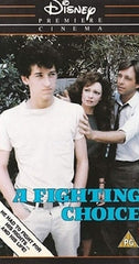 TV A FIGHTING CHOICE DISNEY MOVIE DVD 1986 PATRICK DEMPSEY BEAU BRIDGES VERY RARE