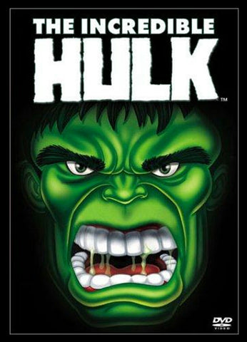 THE INCREDIBLE HULK 1996 COMPLETE DVD SET 1996-98