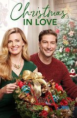 XMAS CHRISTMAS IN LOVE HALLMARK TV MOVIE 2018 DVD