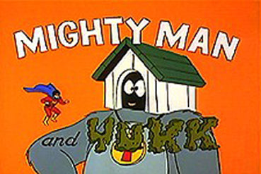 MIGHTY MAN & YUKK COMPLETE 30 SEGMENTS DVD SET 1979-80