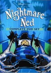 NIGHTMARE NED COMPLETE DVD SET 1997 EXTREMELY RARE CARTOON