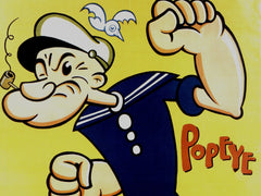 POPEYE THE SAILORMAN COMPLETE 231 EPISODES 1938-1957 VINTAGE 10 DVD SET