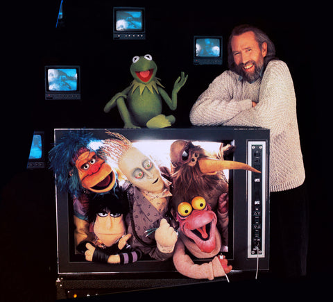 TV THE JIM HENSON HOUR COMPLETE 12 EPISODES 4 DVD SET VERY RARE 1989