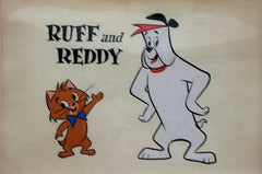 THE RUFF & REDDY SHOW HANNA BARBARA 1ST CARTOON SERIES 78 EPISODES 1957 VERY RARE