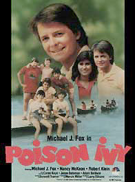 TV MOVIE POISON IVY 1985 MICHAEL J FOX RARE DVD