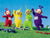 Teletubbies Kids Show 1997-2001 4 DVD Set