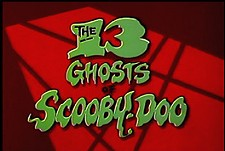13 GHOSTS OF SCOOBY DOO COMPLETE 3 DVD SET 1985-86