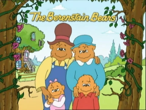 THE BERENSTAIN BEARS COMPLETE (2003 TV SERIES) SEASON 3 & 4 DVD SET VERY RARE 2003-2004