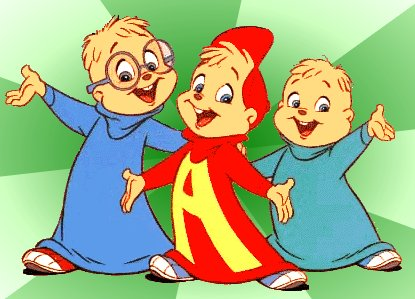 ALVIN & THE CHIPMUNKS CARTOON 8 DVD SET 105 EPISODES 1983-92 VERY RARE SHOW