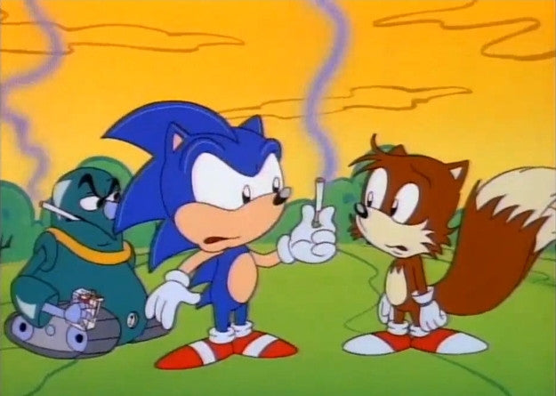 Adventures Of Sonic The Hedgehog Complete 65 Episodes 8