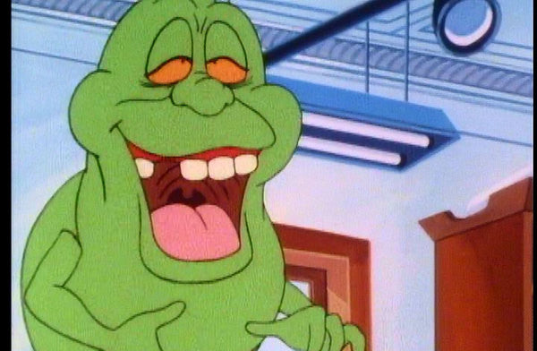 The Real Ghostbusters Entire Series 25 Dvd Set Slimer 80 S
