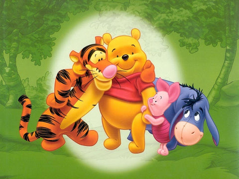 The New Adventures of Winnie the Pooh complete series 4 DVD Set