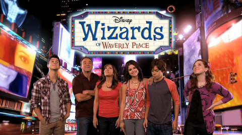 TV WIZARDS OF WAVERLY PLACE COMPLETE 4 SEASONS + MOVIE DVD SET SELINA GOMEZ 2007-12