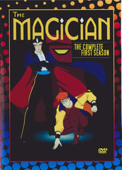 THE MAGICIAN COMPLETE DVD SET 1999 VERY RARE CARTOON